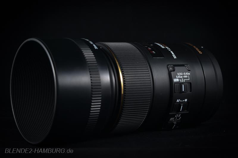 Sigma 105 mm