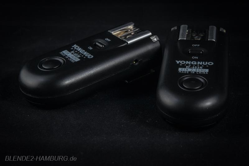 Yongnouo RF 603