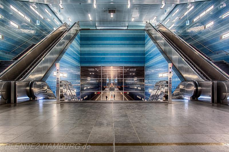 S-Bahnhof Überseequartier