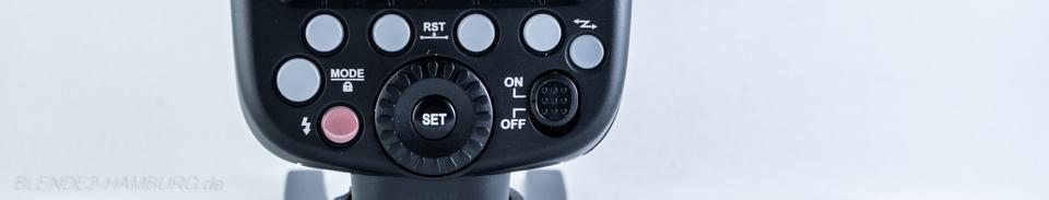 Systemblitze und Funkempfänger für Sony Kameras – Nissin Di700A und Neewer NW880s